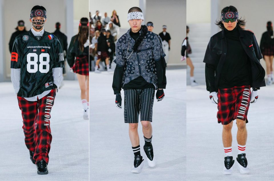 """ALEXANDER WANG"" 2019SS COLLECTION"