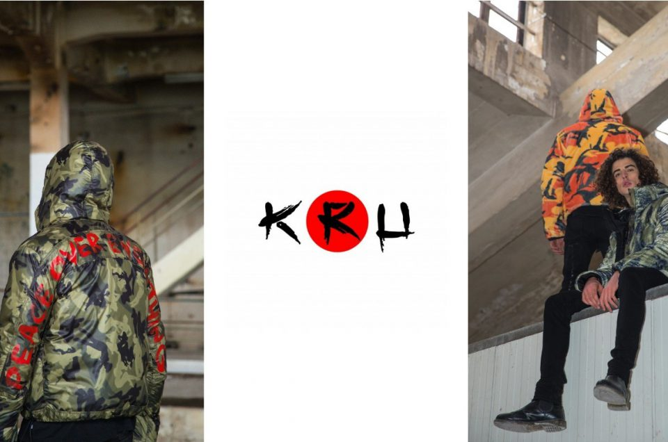 """KRU"" 2018AW COLLECTION"