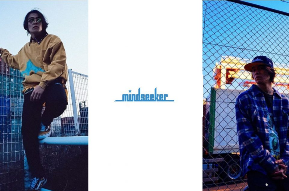 """MINDSEEKER"" 2019SS COLLECTION"