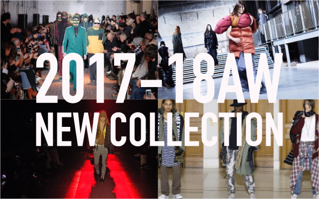 2017-18AW NEW COLLECTION