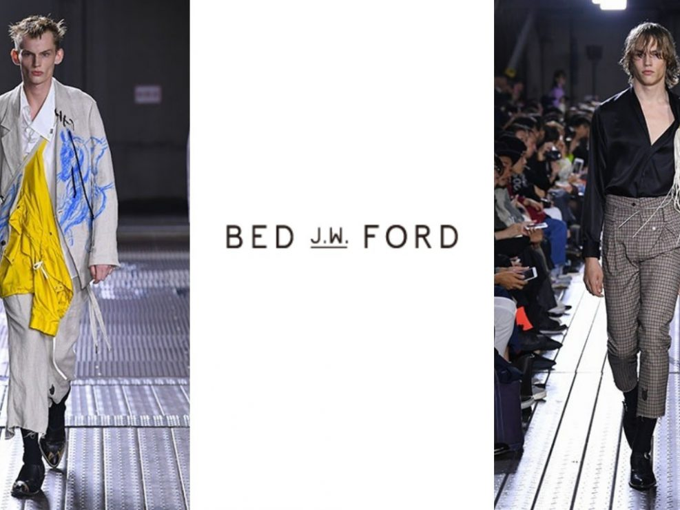 BED J.W. FORD
