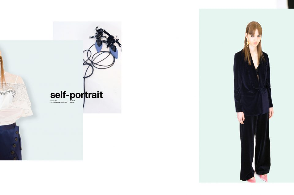 ''SELF PORTRAIT'' 18SS NEW ARRIVAL