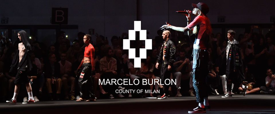 """MARCELO BURLON"" 2018SS COLLECTION"