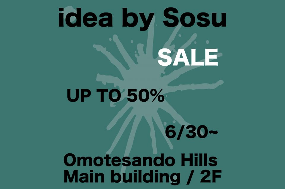 idea by Sosu SPRING-SUMMER SALE