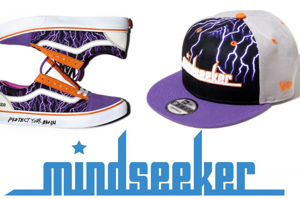 MINDSEEKER×VANS, NEWERA NEW COLLECTION